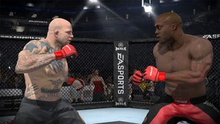 Illustration for article titled Three New Screens for EA Sports MMA ... Plus a Broadcast?
