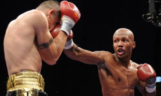 Illustration for article titled Zab Judah Meets The Polish Posse: Everybody Needs An Entourage