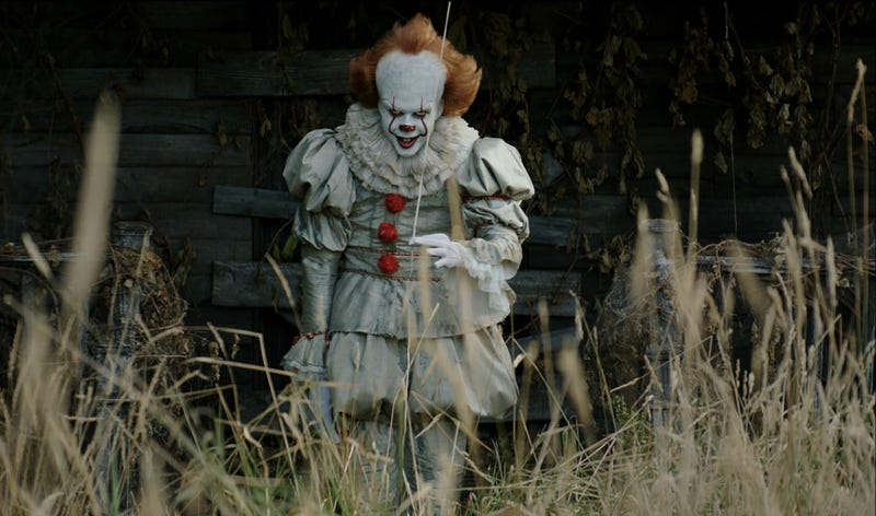 Who is Pennywise going to haunt in Chapter Two? How about Bill Hader and James McAvoy?