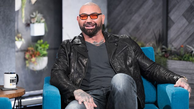 Dave Bautista Set to Hunt the Galaxy s Most Dangerous Criminals in Universe s Most Wanted