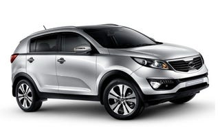 Illustration for article titled New Kia Sportage Dangerously Nearing Relevance