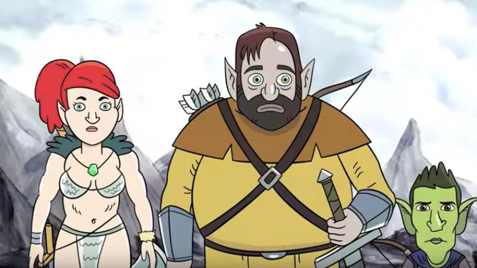 Seeso rolls the dice on a second season of Harmonquest