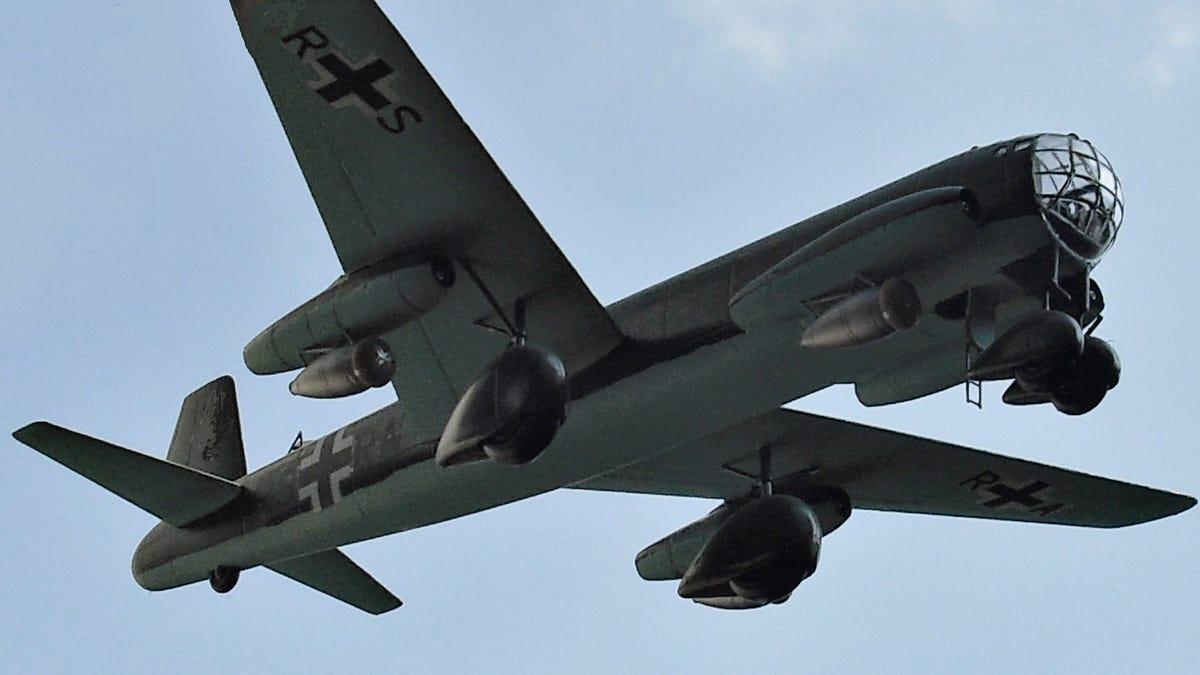 Planes Barely Survived Battle Damage Worldwartwo Filminspector
