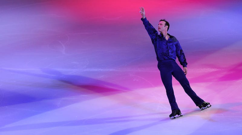 Illustration for article titled Inside Figure Skating's 'Gay Problem'