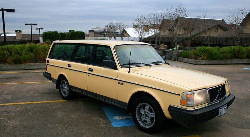 Introducing The Latest Jalopnik Side Project Low Mileage Volvo 245