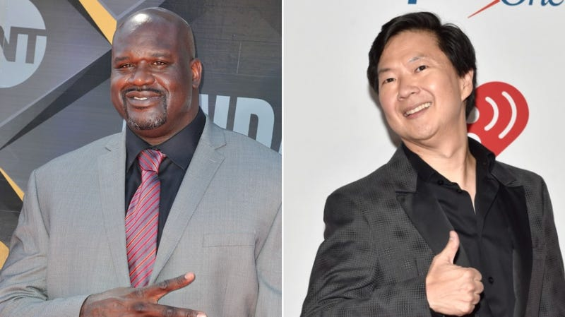 Illustration for article titled Shaq and Ken Jeong to work odd jobs on new reality show, because why the hell not?
