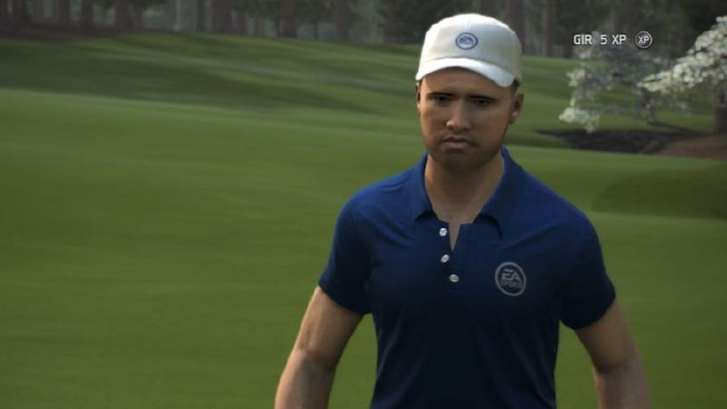 Illustration for article titled Uniform Policy: Why Video Game Golfers All Look the Same at the Sport's Most Prestigious Club