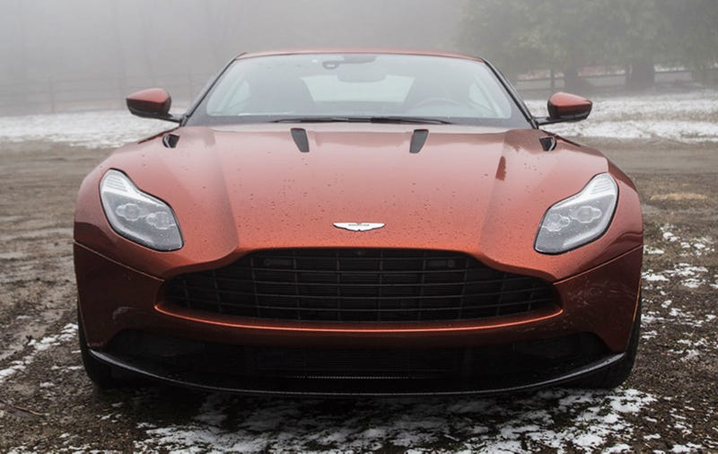 Some Good News Aston Martin Had A Record Sales Year In - Aston martin news