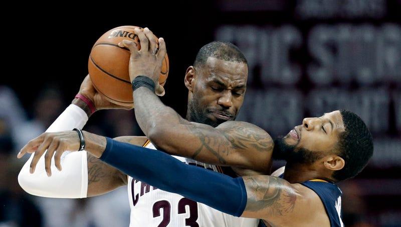 Photo credit: Tony Dejak/AP