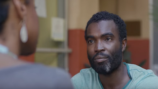 Damien Smith in a a scene from his short film, About That …About That … screenshot