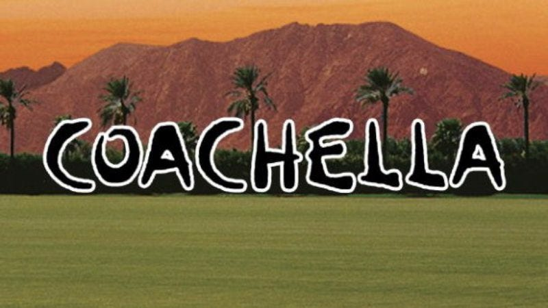 Illustration for article titled Coachella promoter may be launching a musical cruise