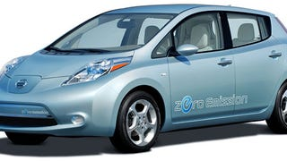 Free Nissan Leafs in Georgia? Yep! For now.