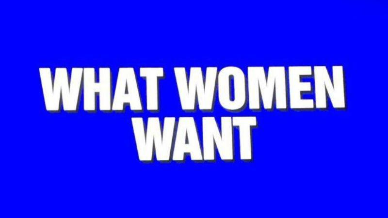 Women be shoppin'!