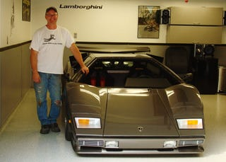 exclusive i am the guy with a lamborghini in the basement. Black Bedroom Furniture Sets. Home Design Ideas