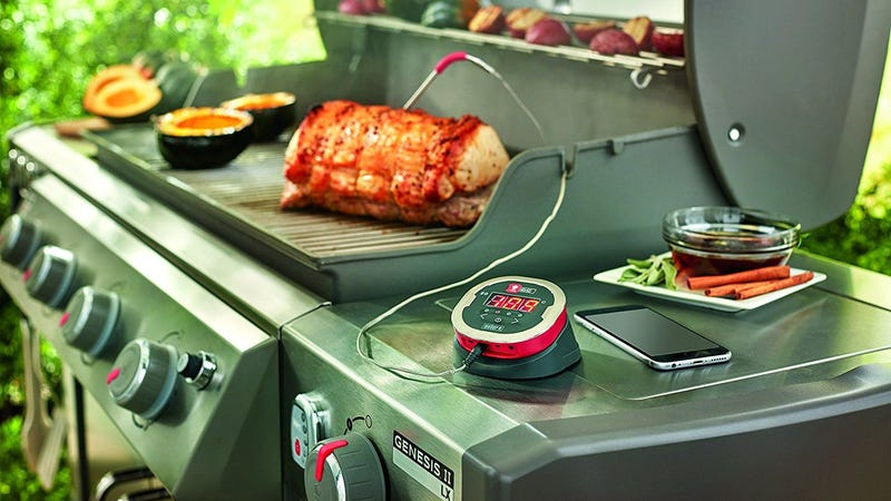 Weber iGrill 2 Meat Thermometer | $67 | Amazon