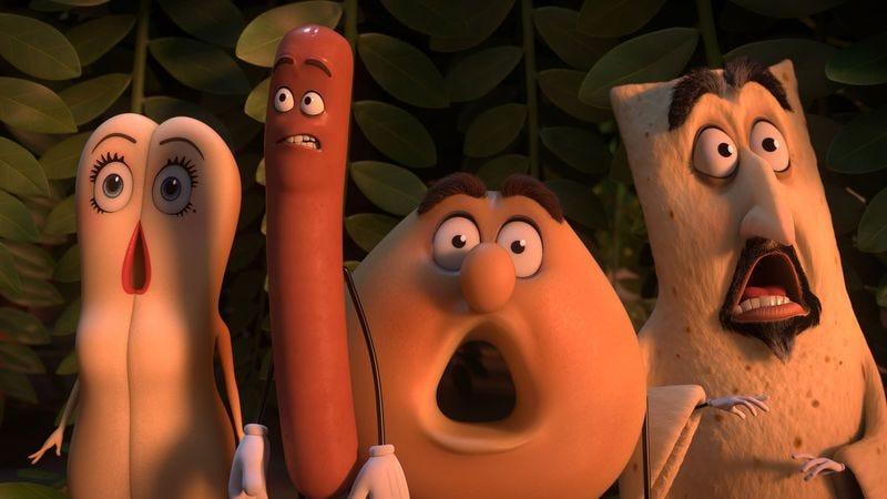 Screenshot: Sausage Party