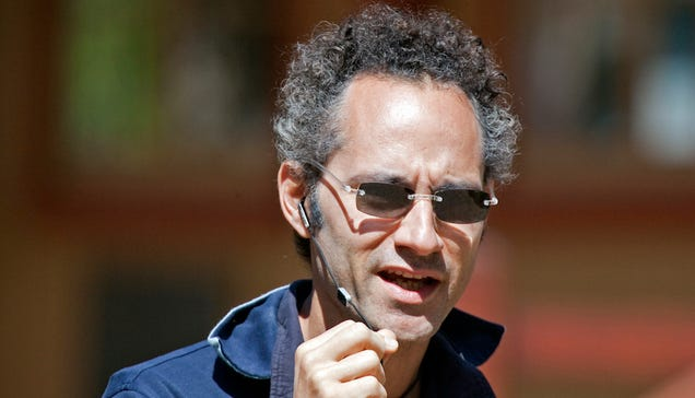 Palantir CEO: 'I Have Fucked