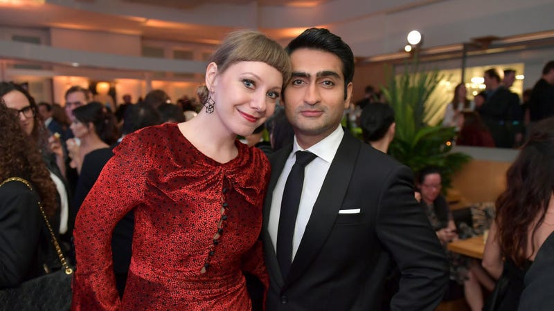Illustration for article titled Kumail Nanjiani and Emily V. Gordon are developing an anthology series about immigrants
