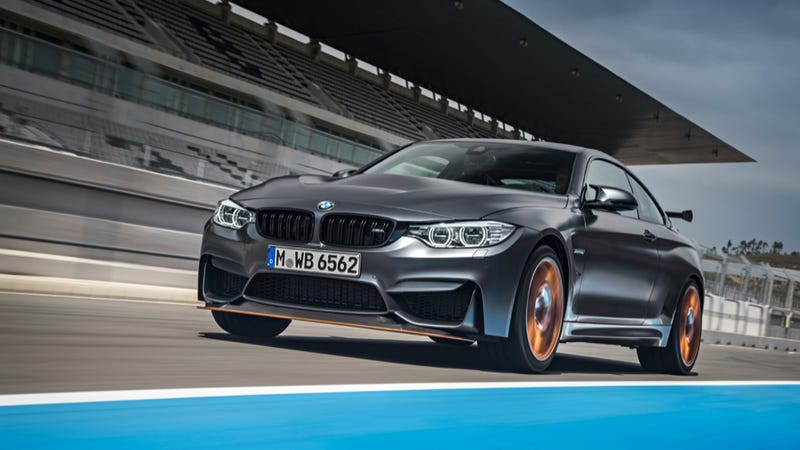 BMW M4 GTS (2016) - picture 1 of 143