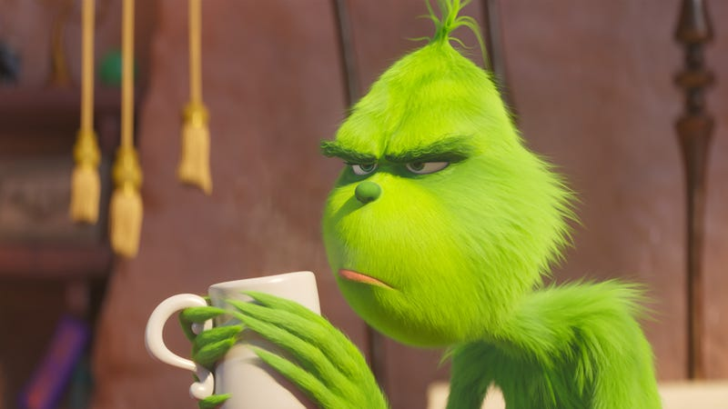 Illustration for article titled The Grinch surpasses Home Alone as the highest-grossing holiday movie ever