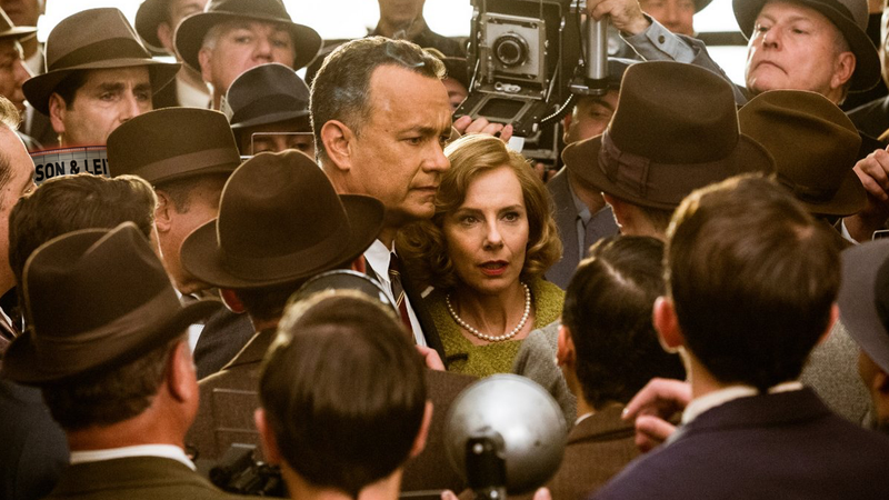 Illustration for article titled Spielberg's Bridge of Spies Is A Compelling Cold War Drama Your Granddad Will Love