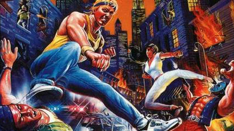 Illustration for article titled The Best Looking Beat 'em Up Games From The 16-Bit Era