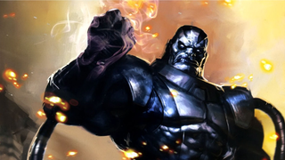 Illustration for article titled Here's Your First Teasing Look At X-Men: Apocalypse's Apocalypse