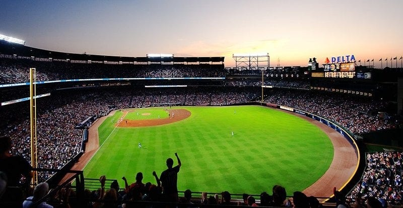 Illustration for article titled Why Your Stadium Sucks: Turner Field