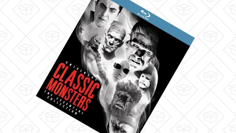 Universal Classic Monsters: The Essential Collection, Blu-ray, $36