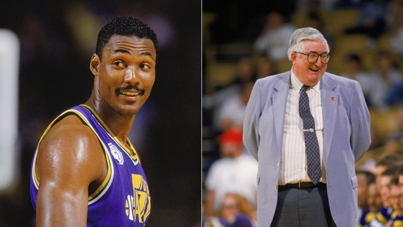 Illustration for article titled A Young Karl Malone Once Fell For A Great Frank Layden Prank
