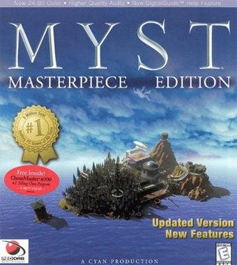 Illustration for article titled GoG.com Brings Myst Back To The Masses