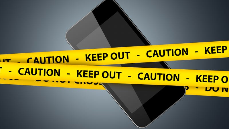 Illustration for article titled If You Have an iPhone, Do This Right Now—Just in Case You Get Pulled Over by Police