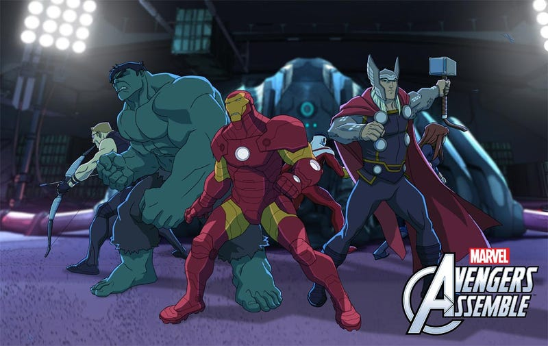 Illustration for article titled The Marvel Cinematic Universe Will Get Its First Animated Installment