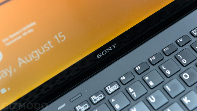 Illustration for article titled Sony Is Selling Off Its Vaio PC Business