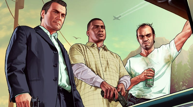 Illustration for article titled Rockstar Trio to be Inducted into Hall of Fame at DICE Awards