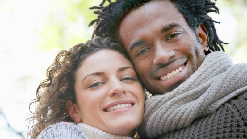 Black in interracial man relationship
