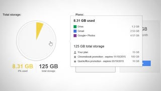 Illustration for article titled Two-Year Chromebook Users: Your Free Google Drive Space Is Ending Soon