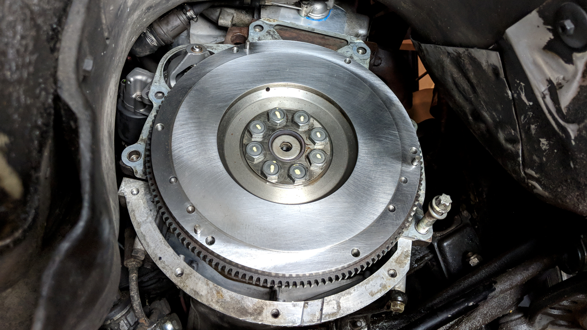 bcd41b902 Check Out the Original 230,000-Mile Clutch From My Project BMW E30