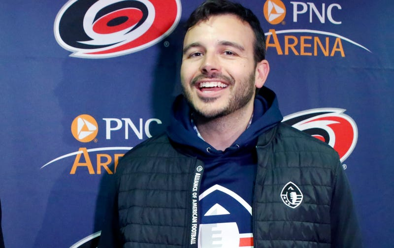 Illustration for article titled Lawsuit Claims Charlie Ebersol Stole The Idea For The AAF And Froze Out The Actual Inventor