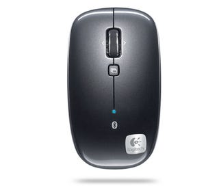 Logitech Bluetooth Mouse M555b Is Portable With Hyper-Fast Scrolling