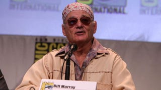 "Illustration for article titled Hall H at Comic-Con Kicks Off with ""Insane Nerd""-Loving Bill Murray"