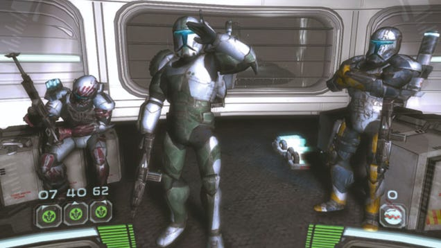 Star Wars: Republic Commando Redeploys Delta Squad on PS4 and Switch