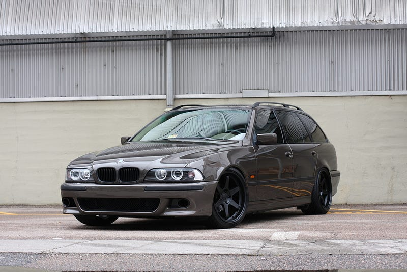 Illustration for article titled The most Jalop BMW ever is not an M3 or M5, it's a 528i