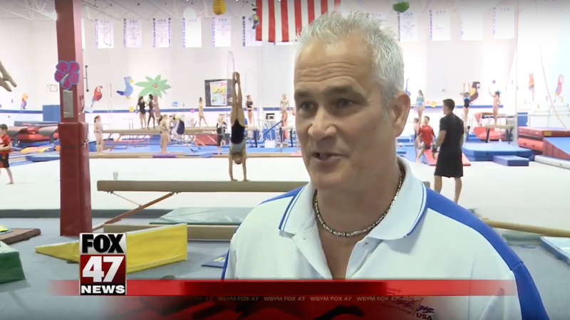 Illustration for article titled Michigan Attorney General Takes Over Investigation Of Former Olympic Gymnastics Coach John Geddert