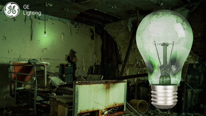 Illustration for article titled GE Releases New Flickering Light Bulb For Abandoned Sanatoriums