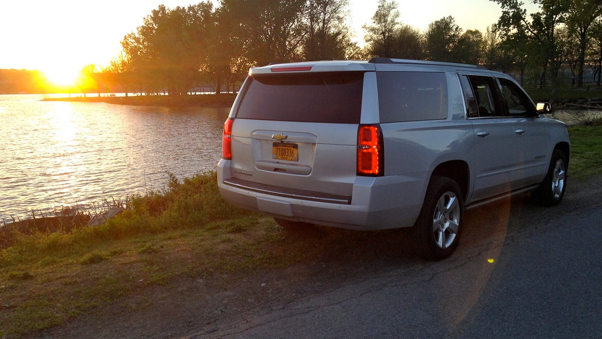 2015 Chevrolet Suburban LTZ: The Truck Yeah! Review