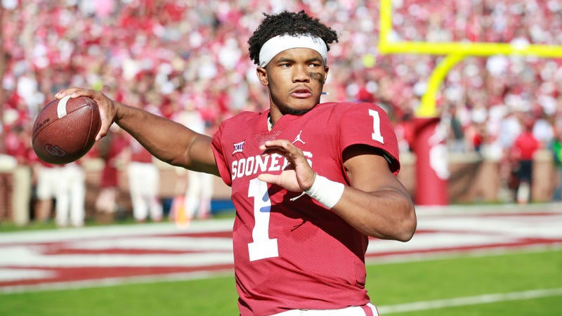 super popular b29d2 07d55 Report: The Oakland A's Are Preparing For Kyler Murray To ...