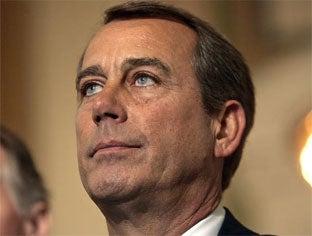 GOP Congressional Leader John Boehner