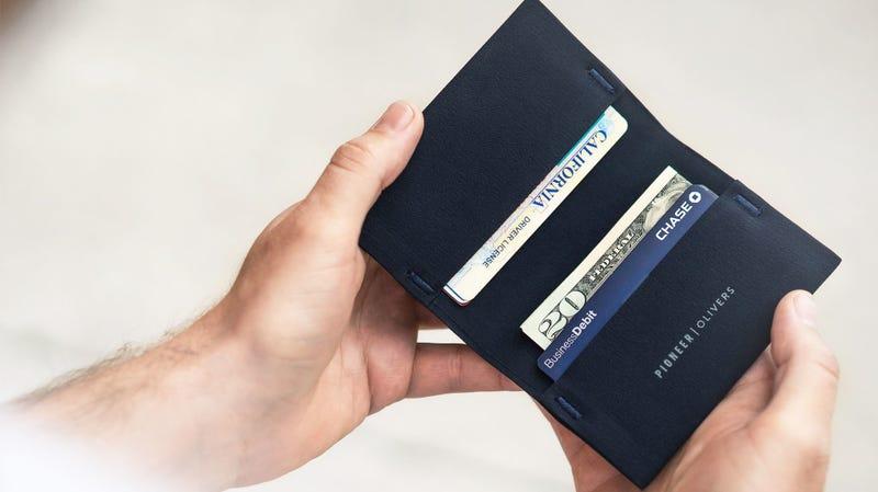 Olivers x Pioneer Ion Wallet
