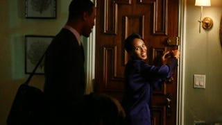 Russell (Brian White), this night with Olivia (Kerry Washington) is not going to end like you think.ABC/Nicole Wilde